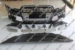 Бампер передний Audi A6 2012-2015, стиль RS6
