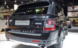 Задний бампер Range Rover Sport Autobiography 2009-2013 LR000109(бензин), LR000108(дизель)