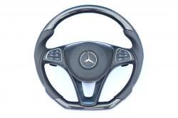 Руль карбоновый Mercedes Benz B Class W246 AirBag