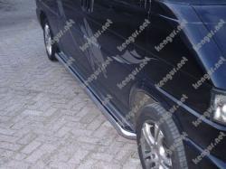 Пороги боковые VW T4 (площадка С2)