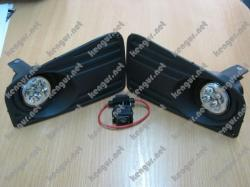 Фары противотуманные Volkswagen Crafter диодные Volkswagen Crafter (к-т 2шт)