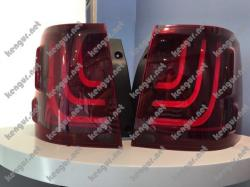 Задние фонари, стопы GLOHH на Range Rover Sport L320
