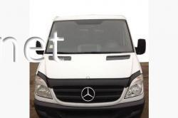 Дефлектор капота - мухобойка (Fly) Mercedes Sprinter 2006-…
