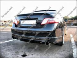 Юбка заднего бампера Toyota Camry