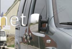 Накладки на зеркала (Omsa) Fiat Doblo 2000-2005