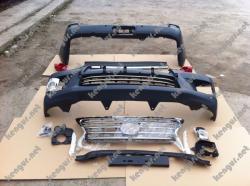 Обвес Lexus LX 570 Рестайлинг LEXUS LX 570 в 2012 год