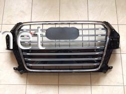 Решетка радиатора Audi Q3 стиль SQ3 (2011-2015)