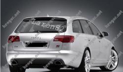 Спойлер Audi A6 #566762