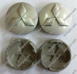 Колпачки в диски Mitsubishi Lancer X