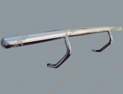 Защитная дуга заднего бампера #306301