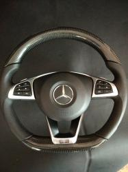 Руль карбоновый Mercedes Benz S Class Coupe C217 Brabus