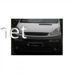 Накладки на фары (реснички) Renault Trafic 2001-2006