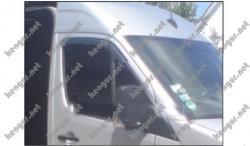 Дефлекторы дверей, ветровики Volkswagen Crafter