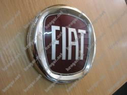 Эмблема передняя Fiat Doblo