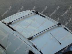 Поперечины под рейлинги Nissan Juke аэродинамические