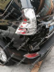 Задние фонари на Toyota Land Cruiser Prado 150 (модель Lexus)