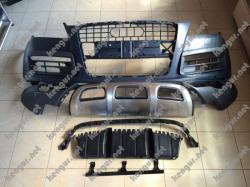 Бампер передний Audi Q7 2012