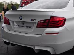 Спойлер на BMW F10 в стиле M5
