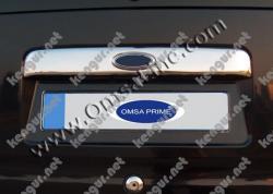 Хром накладка над номером Ford Connect (нерж.) (место под лого)