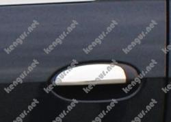 Хром накладки на дверные ручки (нерж.) 4 дверн. #622603