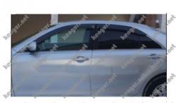 Дефлекторы дверей, ветровики Toyota Camry #76617