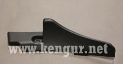 Renault Duster Накладки петли капота 668220005R