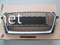 Решетка радиатора Audi TT 2016+ стиль Audi TT RS
