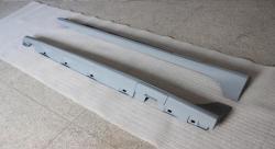 Накладки под пороги Audi A7 S-Line