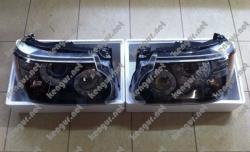 Передние фары (15 пинов) на Range Rover Sport рестайлинг (2009-2013)