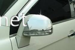 Накладки на зеркала (пластик) Chevrolet Captiva 2006-2018