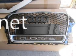 Передний бампер Audi A3 стиль RS3 2008-2011