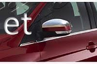 Накладки на зеркала Ford Mondeo 2008-…