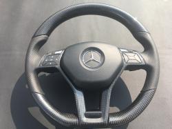 Руль карбоновый Mercedes Benz W218 CLS Class AirBag