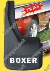 Брызговики Peugeot Boxer задние #730122