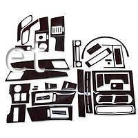Декоративные накладки на панель Chevrolet Aveo 2005-2011