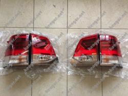 Задние фонари диодные Toyota Land Cruiser 200 (Стиль LC200 2016 года) SK1600-TCRS08-F