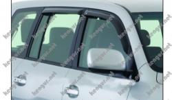 Дефлекторы дверей, ветровики Toyota Land Cruiser 200 #897637