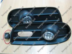 Фары Volkswagen T4 противотуманные диодные (к-т 2шт) 270035051 / 7D0941699C / 701941700D