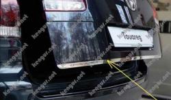 Молдинг на крышку багажника