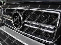 Решетка радиатора Mercedes Benz G63/G65 Brabus
