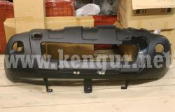 Renault Duster Бампер передний (с отверстием под ПТФ) 620220030R