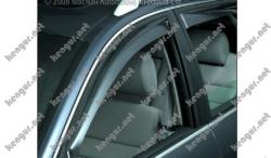 Дефлекторы дверей (ветровики) #323822