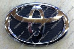 Эмблема передняя  Toyota  Toyota Corolla #810449