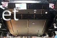 Защита двигателя (Кольчуга 1.0405.00) Mitsubishi Outlander XL 2007-...