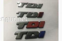 Надпись TDI (пластик) VW T4 1990-2003