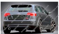 Спойлер Audi A3(8P)