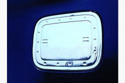 Накладка на лючок бензобака (Carmos) VW Caddy 2003-2015