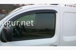 Дефлекторы окон - ветровики Renault Kangoo 2008-…