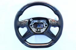 Руль карбоновый AMG Оригинал Mercedes Benz ML-CLass W166