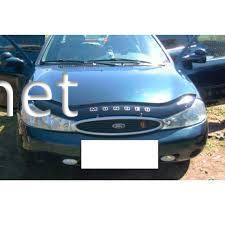 Дефлектор капота - мухобойка (VIP) Ford Mondeo II 1995-2001